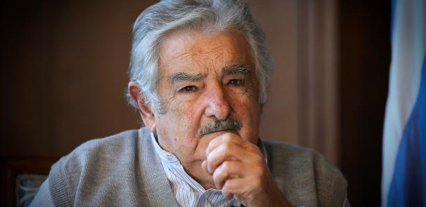 O ex-presidente do Uruguai, José Mujica, viajará para Cuba no final deste mês - Sergio Lima/Folhapress