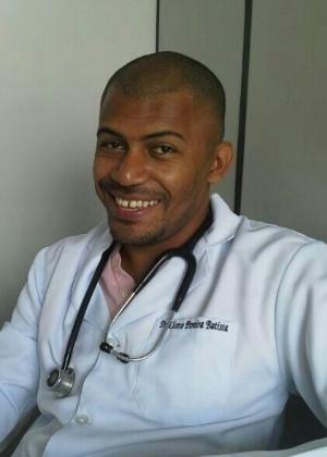 Cícero Batista venceu a pobreza e se formou em medicina - Arquivo pessoal