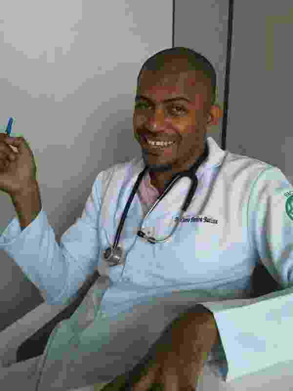 Dr Cícero Pereira Batista - Arquivo pessoal
