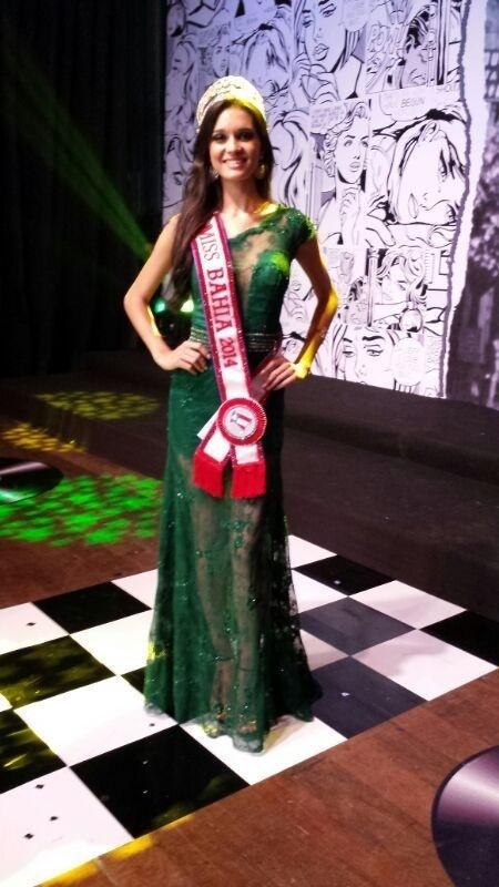 Representante de Caetité é eleita Miss Bahia