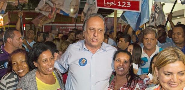 Luiz Fernando Pezão (PMDB) é o candidato do PMDB ao governo do Estado do Rio de Janeiro
