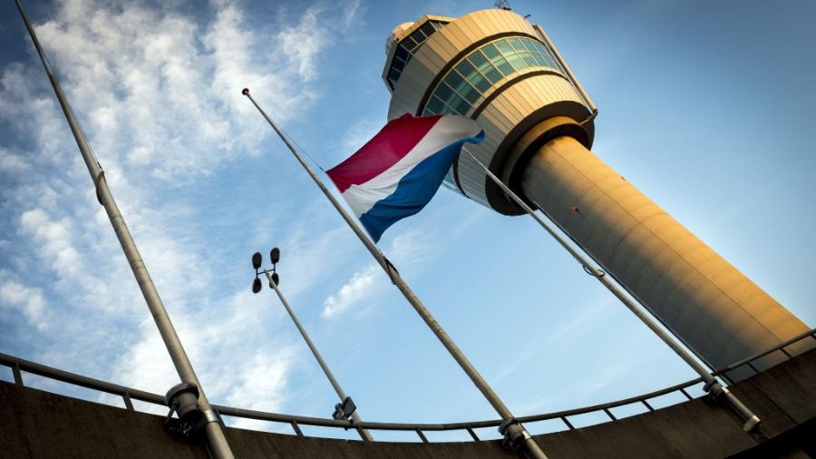 Imagem do aeroporto Schiphol, na Holanda - Lex van Lieshout/ANP/AFP