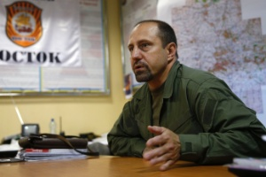 Alexander Khodakovsky, comandante separatista, reconheceu que os rebeldes possuem o sistema de mísseis BUK
