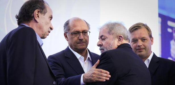 Ex-secretário de Alckmin e irmão de Lula devem ser investigados