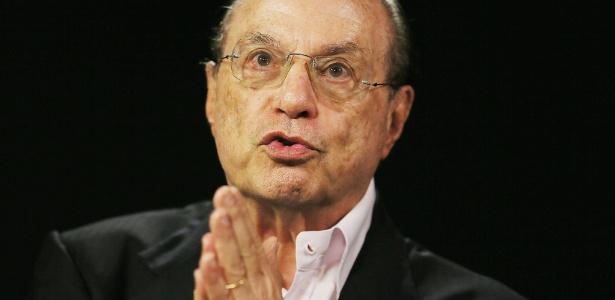 Deputado federal Paulo Maluf (PP-SP) - Flávio Florido/UOL