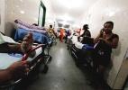 Atraso em obra de UPA na BA deixa pacientes em corredor de hospital - Mário Bittencourt/UOL