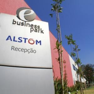 Sede administrativa da Alstom