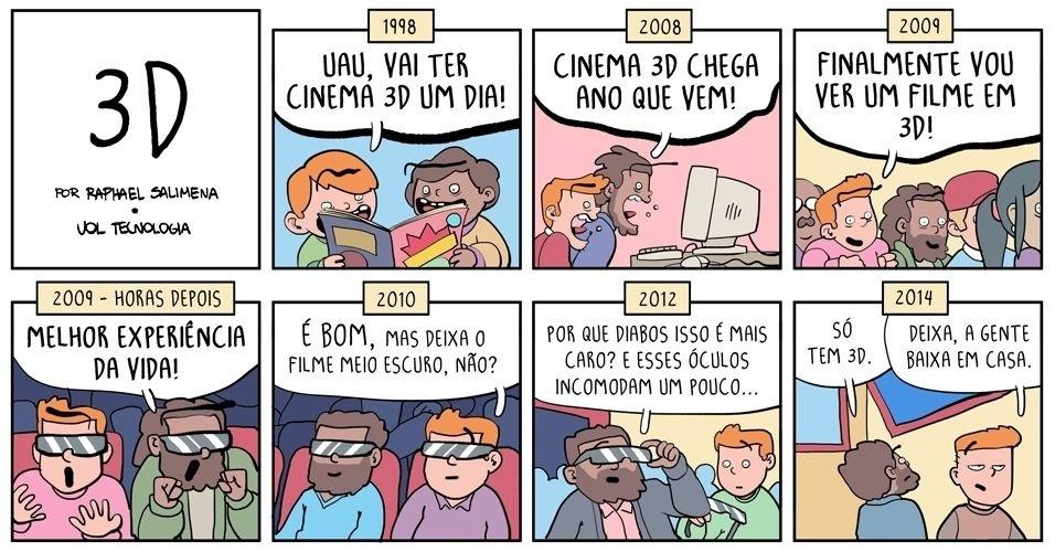 """1.ago.2014 - """"Cinema 3D"""""""