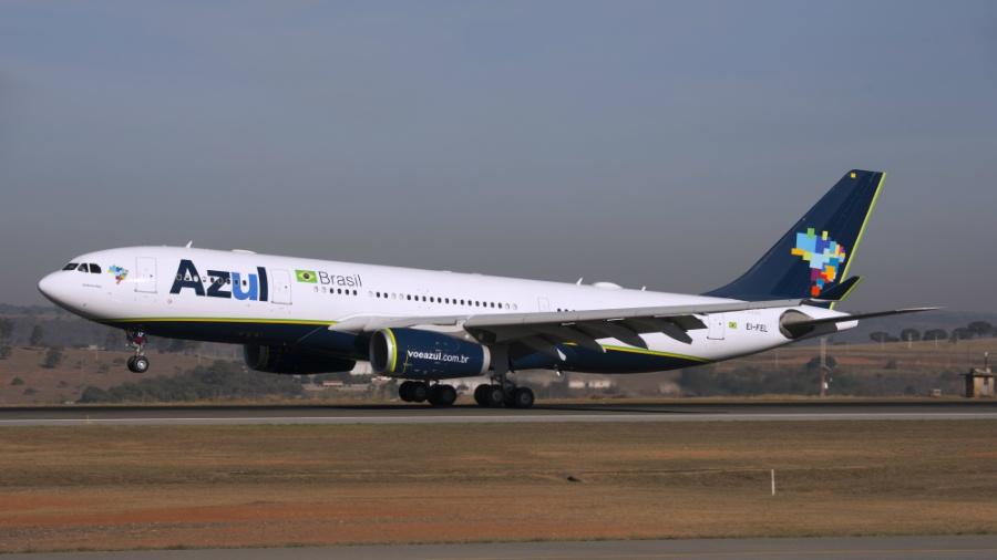 A companhia citou alta de 51,6% na procura por voos no mês passado em relação a abril - Divulgação