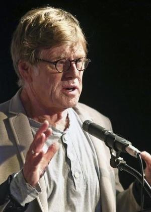 Robert Redford diz ter pago integralmente seus impostos