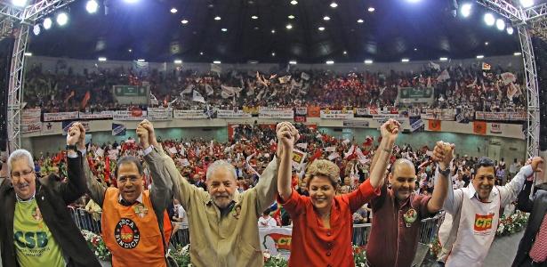 """PT """"turbina"""" dobradinha 'Dilma/Lula' na reta final da campanha - Ricardo Stuckert/Instituto Lula/Divulgação"""