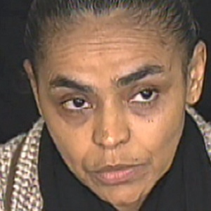 Marina Silva foi a Santos, onde Eduardo Campos morreu em um acidente de avião
