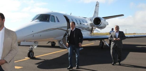 Eduardo Campos morreu em um acidente de avião em agosto de 2014