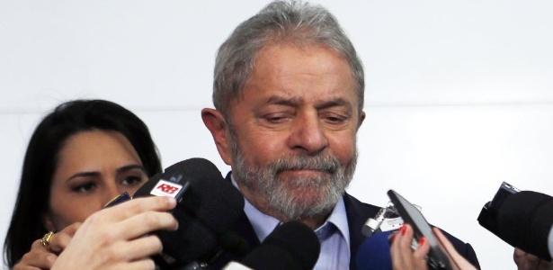 O ex-presidente Luiz Inácio Lula da Silva foi alvo de mais uma denúncia