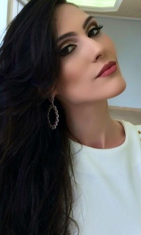 15.ago.2014 - Marina Pasqualotto, 23, estudante de turismo, foi eleita Miss Roraima 2014. Ela vai defender o Estado na disputa pelo título de Miss Brasil 2014