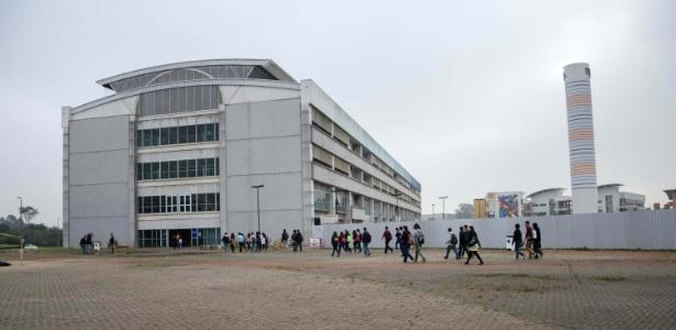 A USP Leste tem o maior número de temporários da instituição