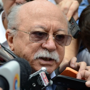 O presidente nacional do PSB, Roberto Amaral, que assumiu o cargo após a morte de Eduardo Campos