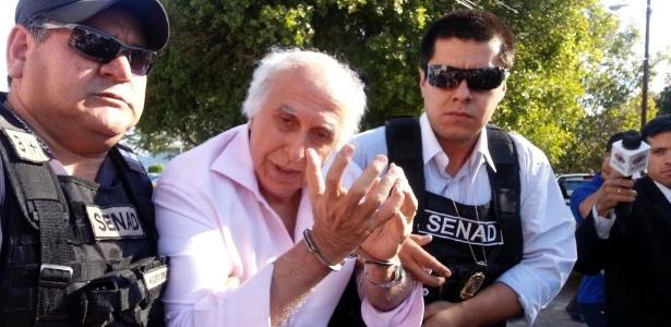 Abdelmassih foi condenado a 278 anos de prisão por 48 estupros a 37 mulheres
