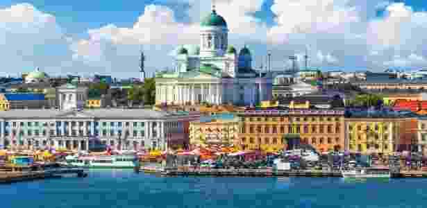 19.ago.2014 - Helsinki, na Finlândia, aparece em oitavo lugar na lista das melhores cidades para se viver divulgada pela Intelligence Unit, da revista The Economist. Desde 2011, o ranking das dez melhores cidades praticamente não apresentou mudanças, reforçando o conceito de que a qualidade de vida não vem associado a cidades com alta densidade populacional - Thinkstock - Thinkstock