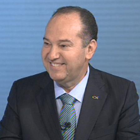 Pastor Everaldo, presidente nacional do PSC - Reprodução