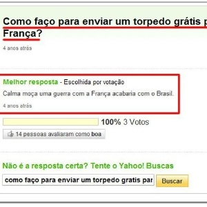 Fotos Perguntas Inusitadas Viram Piada E Ganham Respostas Engracadas No Yahoo 23 08 2014 Uol Tecnologia