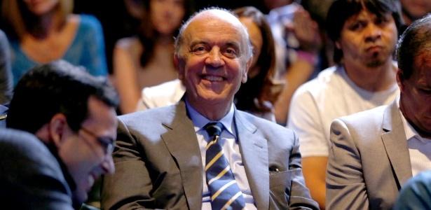 José Serra conseguiu se eleger senador com mais de 58% dos votos válidos