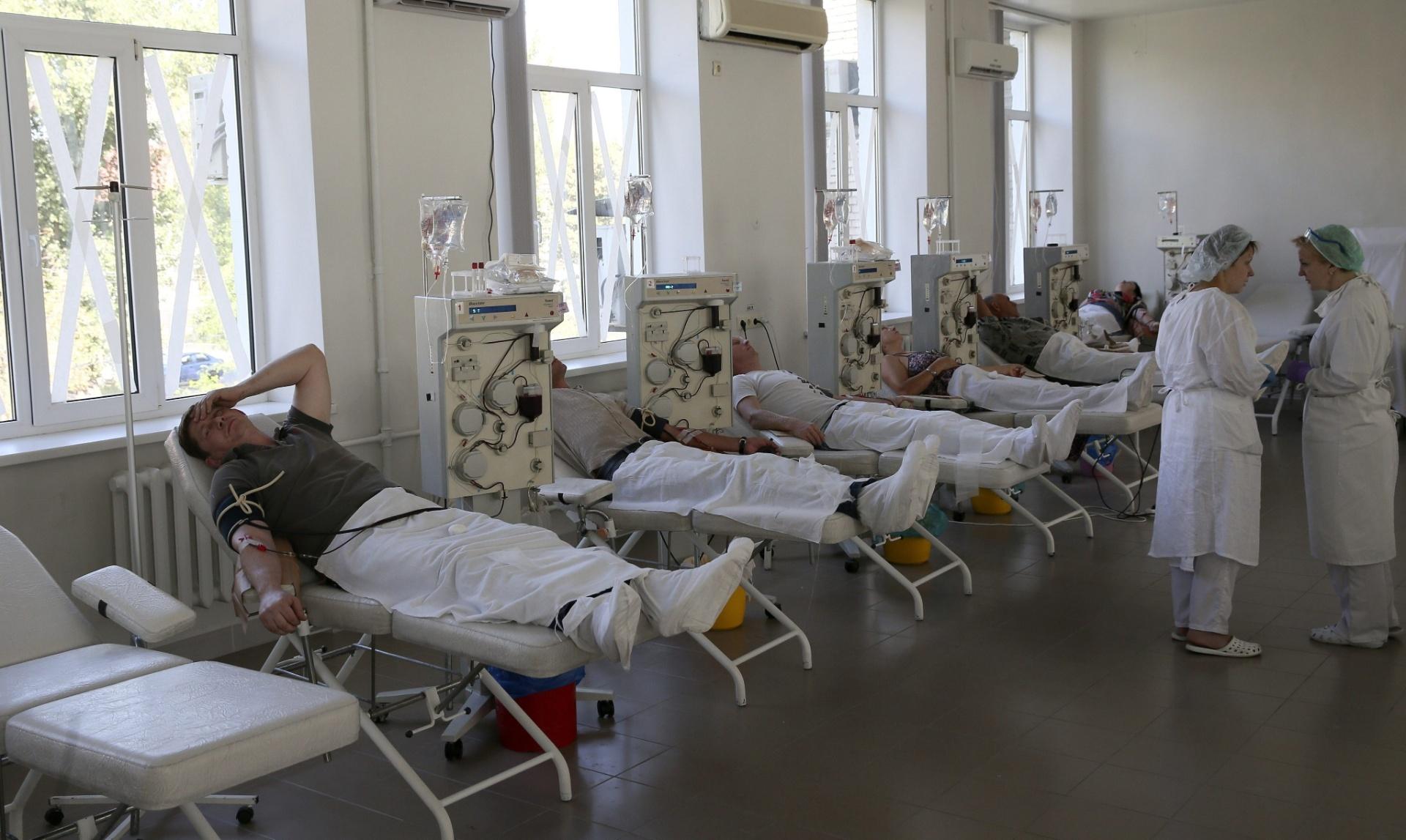 Beelitz Heilstätten Menschenversuche