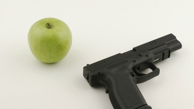 Imagem para chamada de matéria da BBC sobre programa dos EUA que identifica alunos com potencial para violência