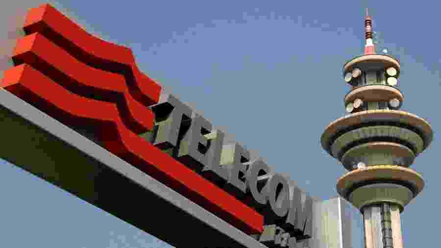 Sede da Telecom Itália, em Rozzano, próximo a Milão (Itália) - AFP