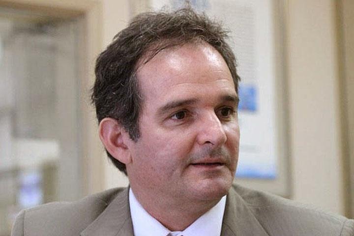 28.ago.2014 - Barbosa Farias, candidato do PSL ao governo do Rio Grande do Norte; eleições 2014 Rio Grande do Norte