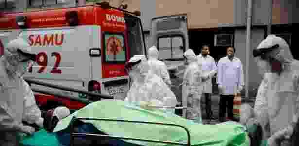 A operação foi realizada pelo Ministério da Saúde em conjunto com a Secretaria de Estado de Saúde do Rio de Janeiro  - Agência Brasil