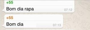 Cansou dos mesmos papos? Descubra e participe de novos grupos no Whatsapp  (Foto: Reprodução)
