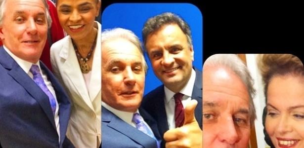 Selfie, eu? - Reprodução/Instagram