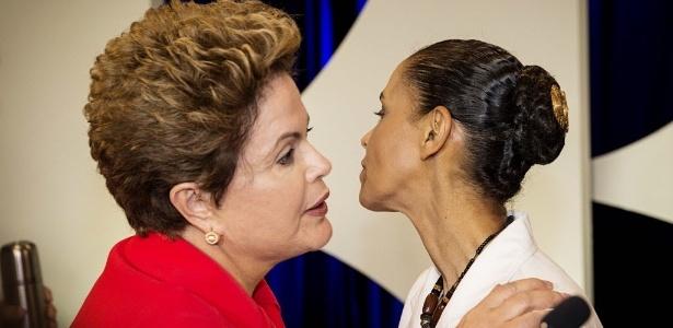 Beijinho para você - Eduardo Knapp/Folhapress