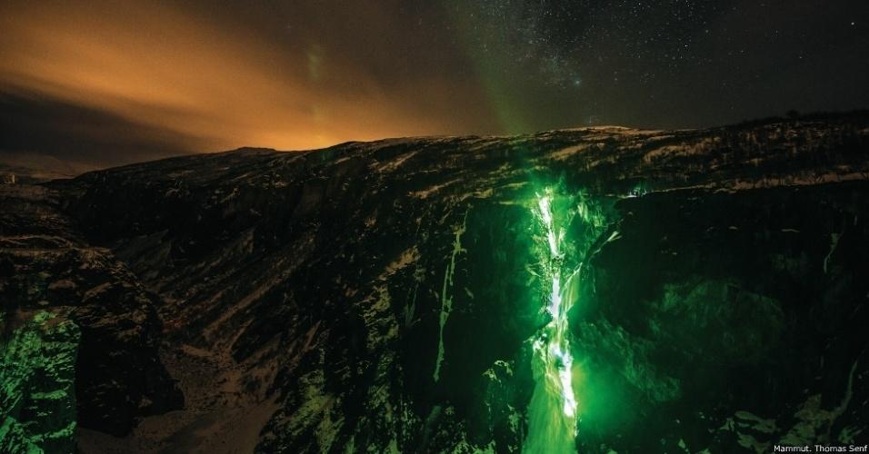 1º.set.2014 - Na mitologia nórdica, os Gigantes de Gelo eram enormes e praticamente indomáveis