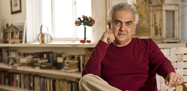 O escritor amazonense Milton Hatoum, que desistiu de votar em Marina Silva (PSB)