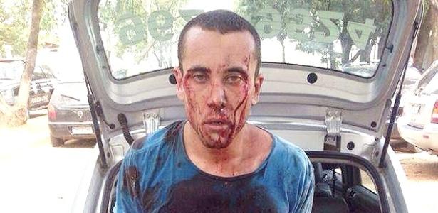 Cadu cumpria prisão em Aparecida de Goiânia (GO) por duplo latrocínio