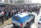 Após protesto contra redução de frota de ônibus, Rio multa consórcio - Márcia Foletto/ Agência O Globo