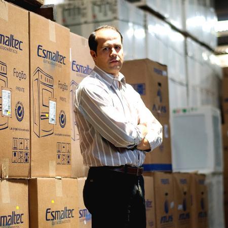 Ricardo Nunes, fundador da Ricardo Eletro - Pedro Silveira/Folhapress