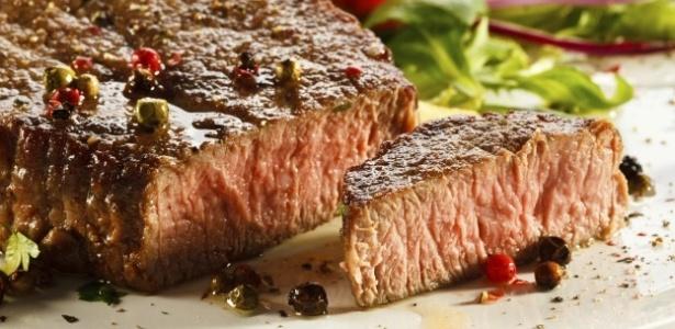 O item que mais subiu no ano foi a carne: alta de preço de 22,22% em 2014 - Thinkstock