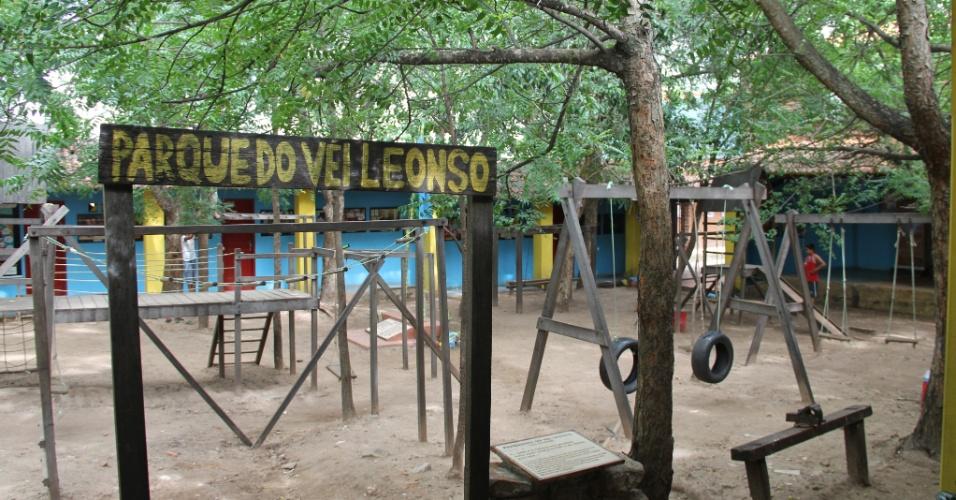 Fundação Casa Grande, que trabalha com comunicação e Educação em Nova Olinda, interior do Ceará!