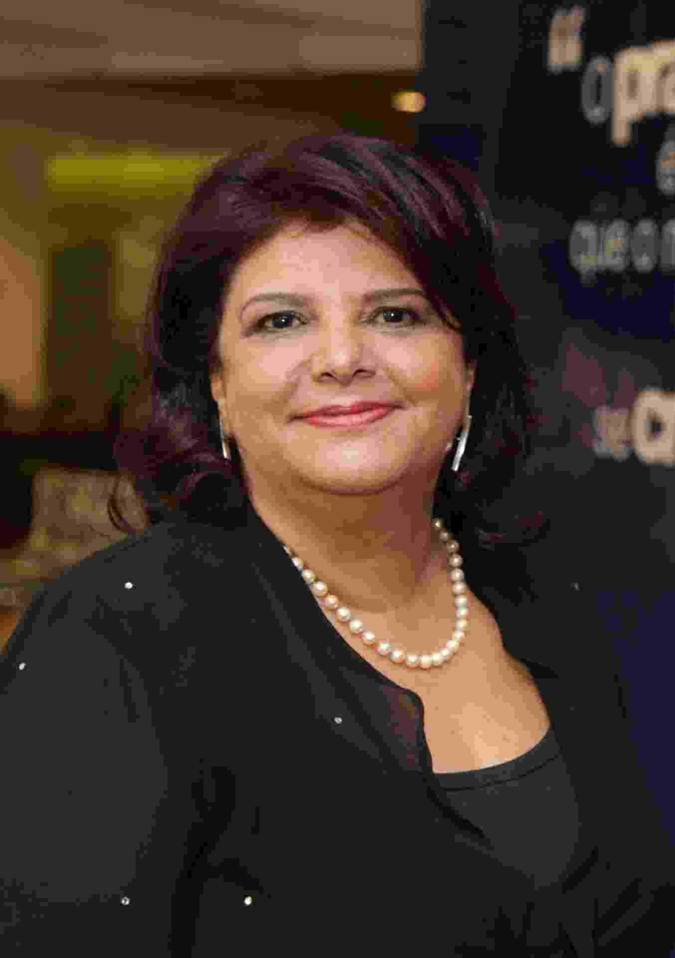 Luiza Helena Trajano, do Magazine Luiza - Divulgação