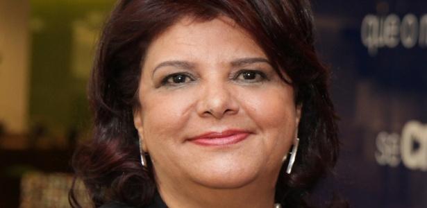 A empresária Luiza Trajano, presidente do Conselho de Administração do Magazine Luiza