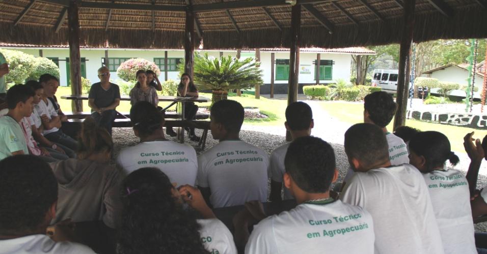 PDCIS, projeto no interior da Bahia que promove o desenvolvimento comunitário a partir do aprendizado técnico!