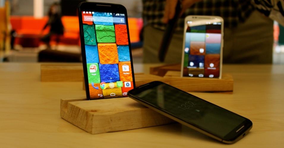 2dc1f32df40 Fotos  Motorola atualiza linha Moto G e apresenta smartwatch Moto ...