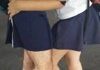 Alunxs de saia ou de calça de brim (tanto faz), sejam bem vindxs à escola! - Reprodução/Facebook