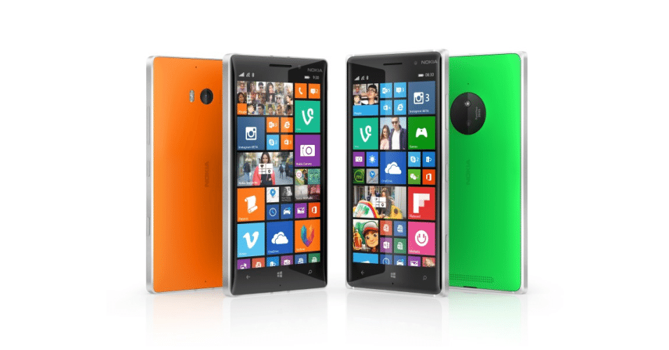 O Lumia 830 possui sistema operacional Windows Phone 8.1, processador de 1,2 Ghz, 16 GB de memória interna, câmera PureView de 10 megapixels e tela de 5 polegadas com Gorila Glass 3