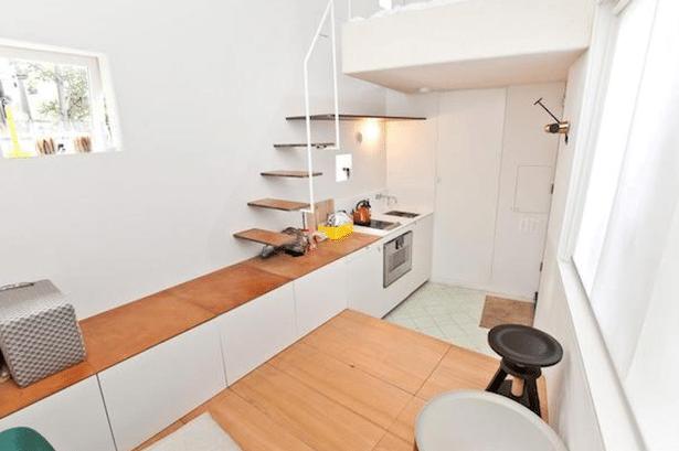 6.set.2014 - Menor casa do mundo tem apenas 17 m² e custa R$ 916 mil