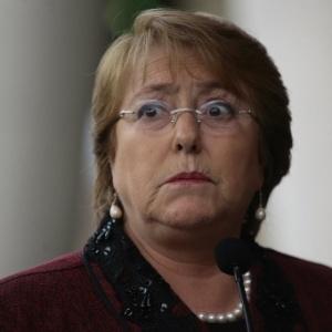 Revelações contribuíram para derrubar os índices de aprovação da presidente Michelle Bachelet