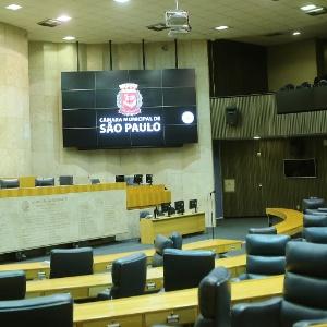 Plenário da Câmara Municipal de São Paulo - José Patrício - 8.set.2014/ Estadão Conteúdo